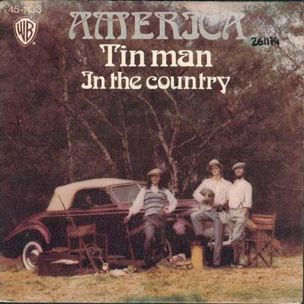 America- Tin Man